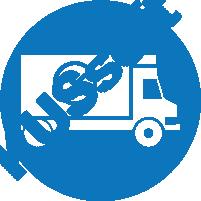 Yeri ve Yabancı Popüler Kargo Firmalarının Entegrasyonları ile ürünlerinizin lojistiğini hızlı bir şekilde tamamlayın.